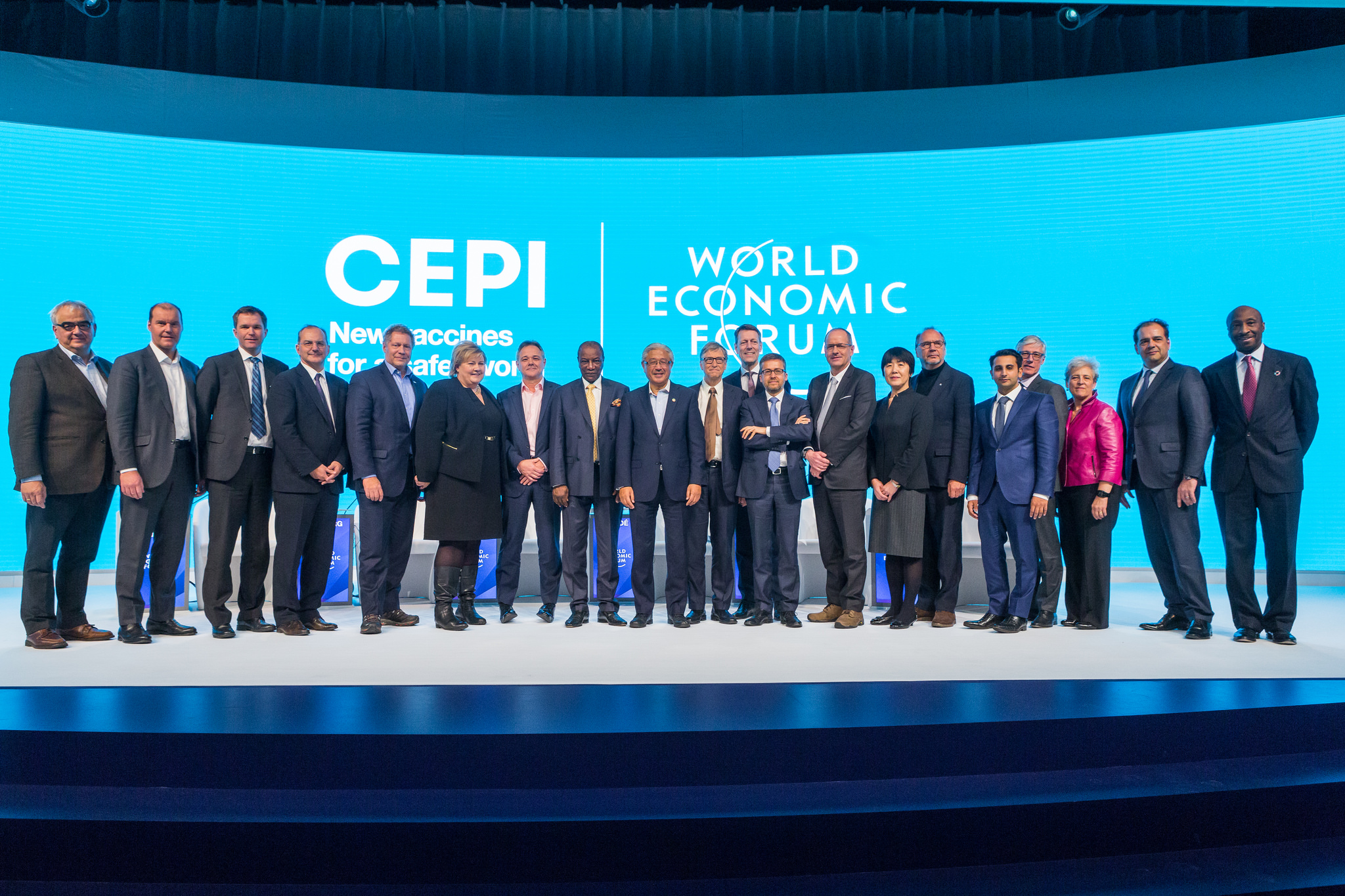A global coalition to create new vaccines for emerging infectious diseases  – CEPI